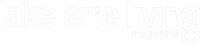 Magazine's logo'